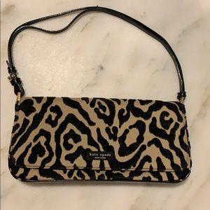 Kate Spade Authentic baguette style purse